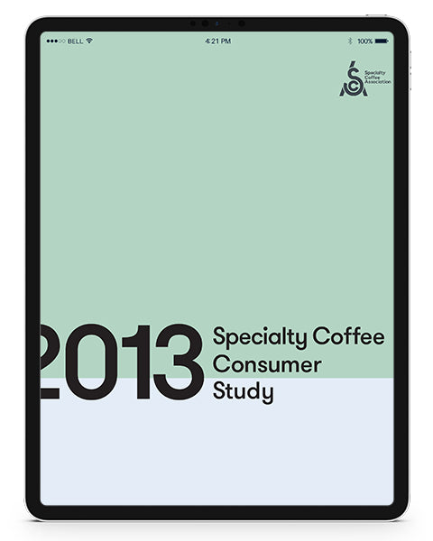 2013 SCA Qualitative Study: Identifying the consumer journey to specialty (Digital)