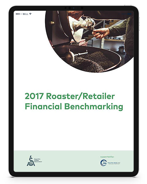 2017 Roaster/Retailer Benchmarking Study( Digital)