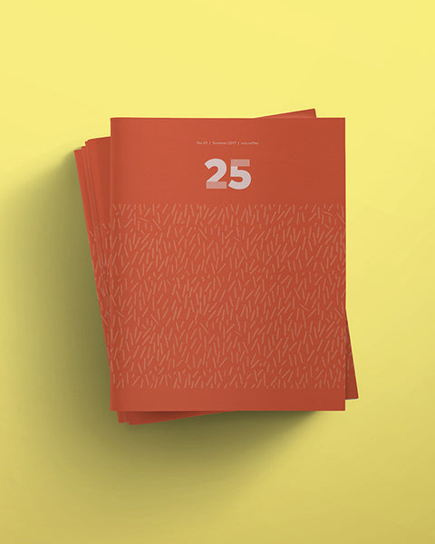 25 Magazine - Issue 1