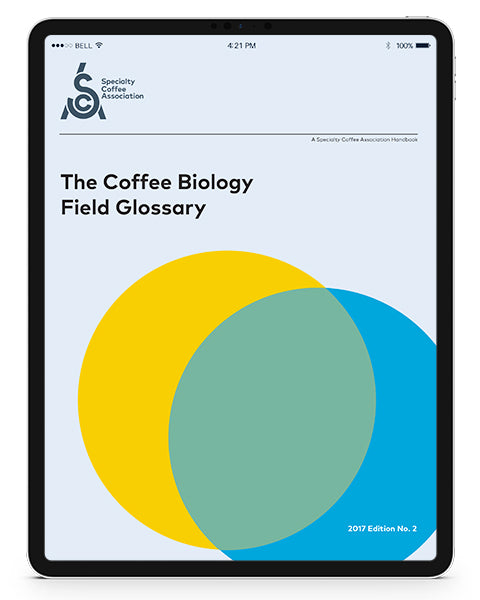 Coffee Biology Field Glossary Handbook (Digital Version)