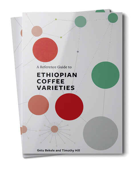 Ethiopian Coffee Varieties Book