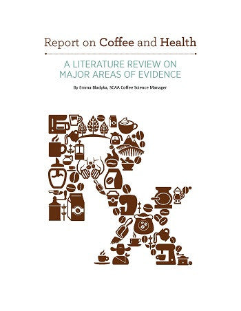 SCAA Report on Coffee and Health
