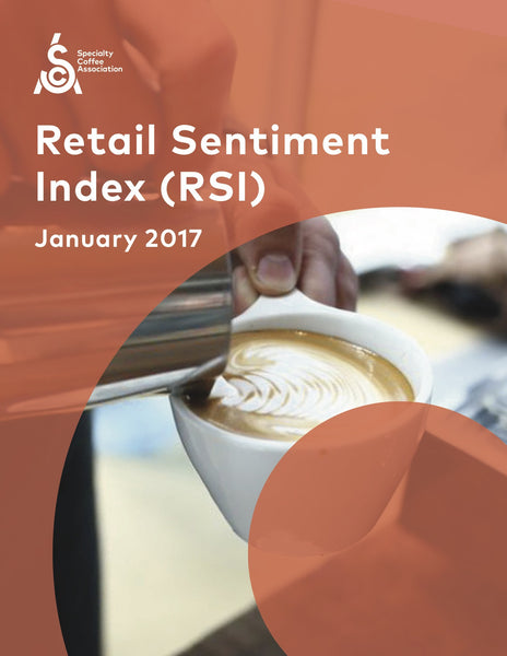Specialty Coffee Retail Sentiment Index (RSI) Jan 2017