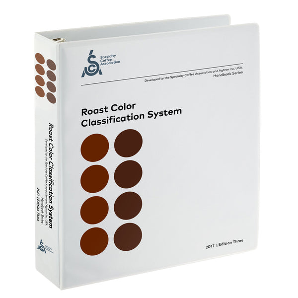 SCA Agtron Roast Color Kit