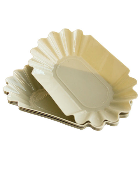 Coffee Sampling Tray Set of 5 - Tan