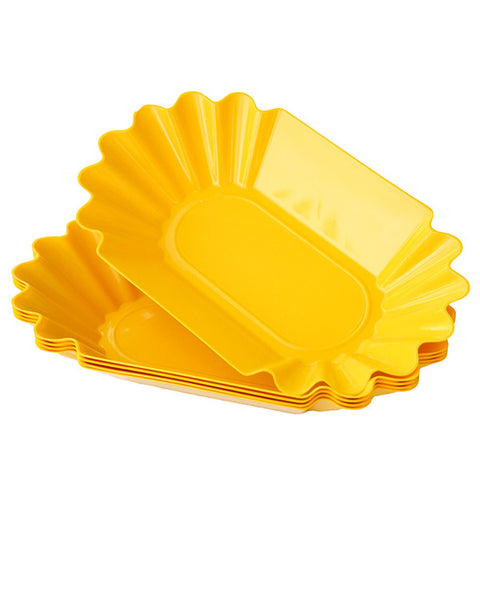 Coffee Sampling Tray Set of 5 - Yellow