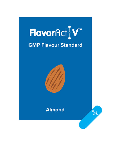 FlavorACtiv GMP Flavour Standard Almond Package