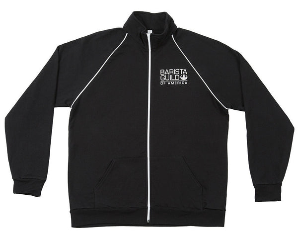 BGA Zipper Track Jacket