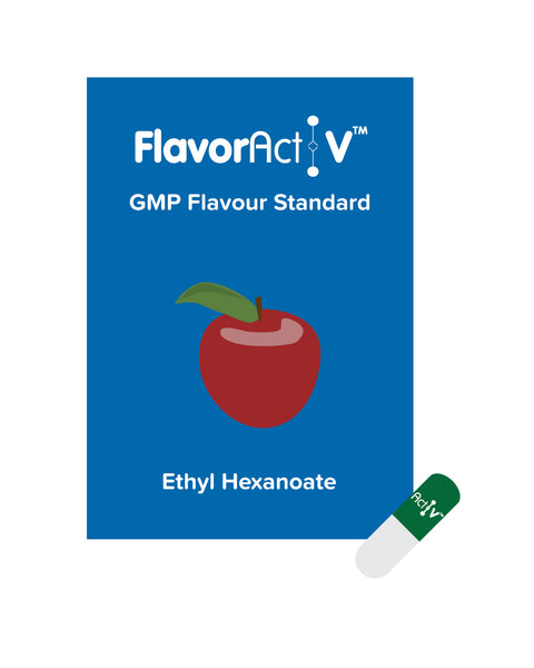 FlavorACtiv GMP Flavour Standard Apple package