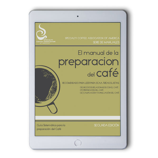 The Coffee Brewer's Handbook - Spanish (Digital Version)