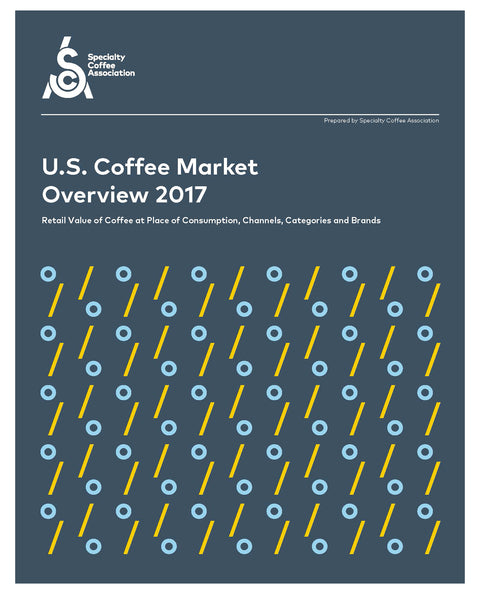 U.S. Coffee Market Retail Value Report 2017 (digital)