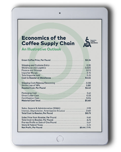 Economics of the Coffee Supply Chain: An Illustrative Outlook