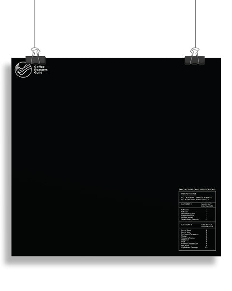 Green Grading Mat (Black)