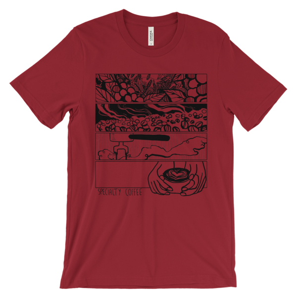 Specialty Coffee Limited Edition T-shirt