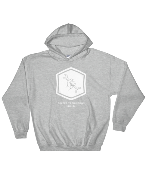 Coffee Technicians Guild Hoodie Sweatshirt
