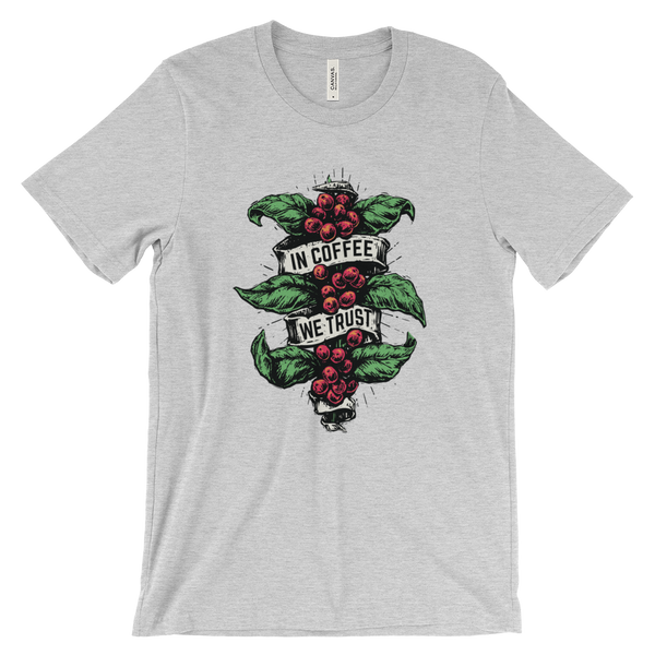 In Coffee We Trust T-Shirt