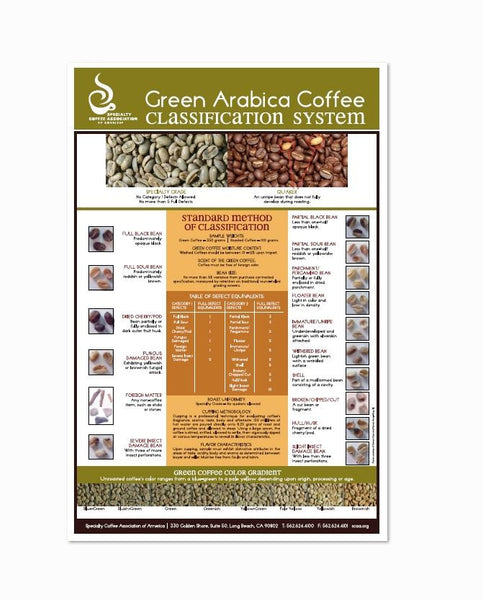 Green Arabica Coffee Classification System (Print Version)