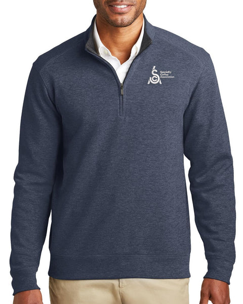 SCA Zip Sweater