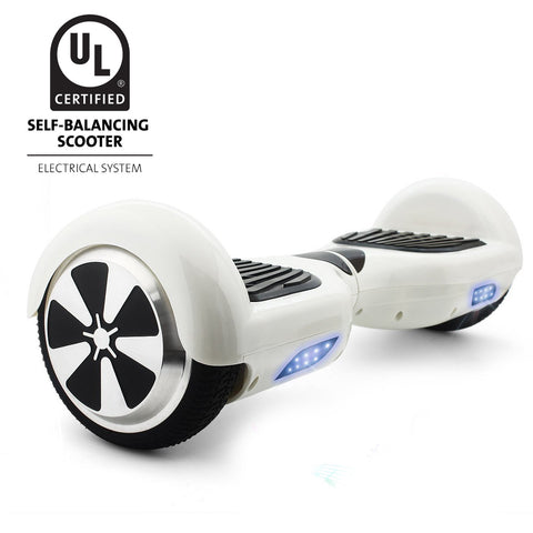 Certified UL2272 White HoverBoard V2