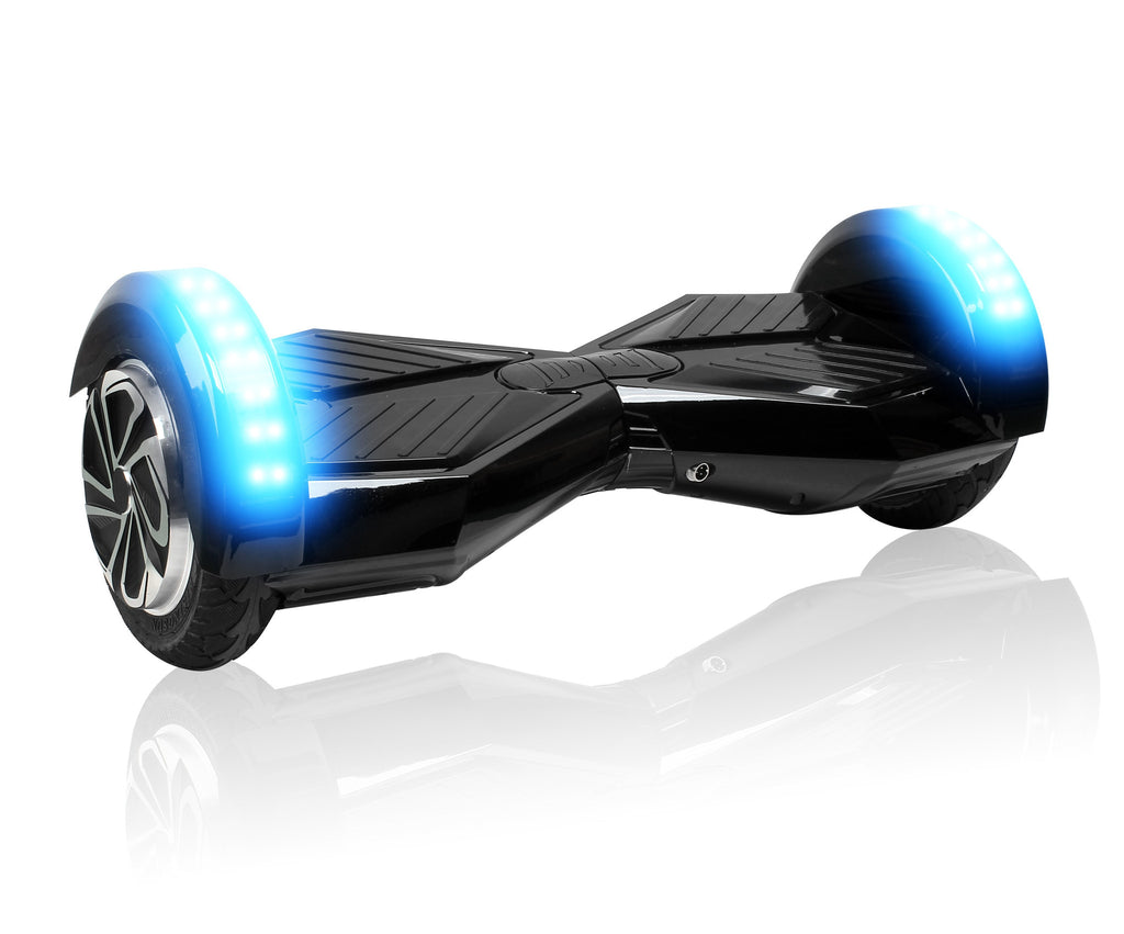 Black lambo HoverBoard scooter U325