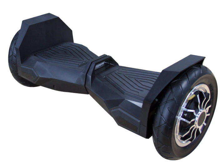 "All Terrain 10"" Lambo Bluetooth Black/Black Hoverboard Smart Self Balancing Electric Scooter v5"