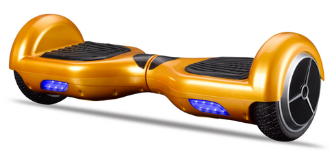 "6.5"" Pro UL2272 Smart Self Balancing Electric E Scooter Hoverboard Gold v2"