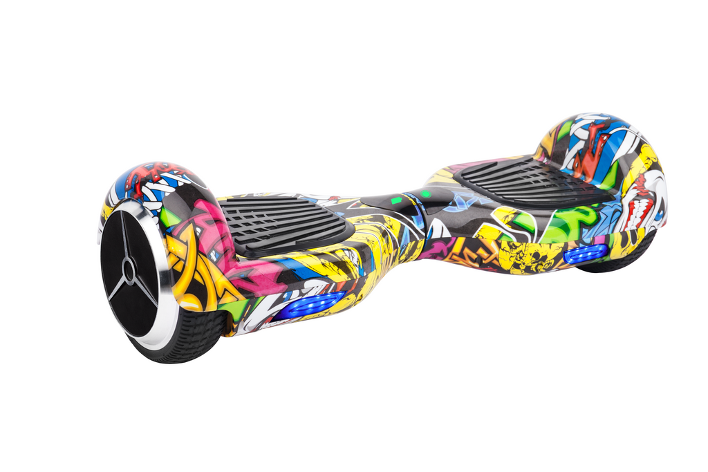 "6.5"" Pro UL2272 Smart Self Balancing Electric E Scooter Hoverboard Hip Hop v2"