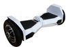 "All Terrain 10"" Lambo  Bluetooth White/Black Hoverboard Smart Self Balancing Electric Scooter v5"