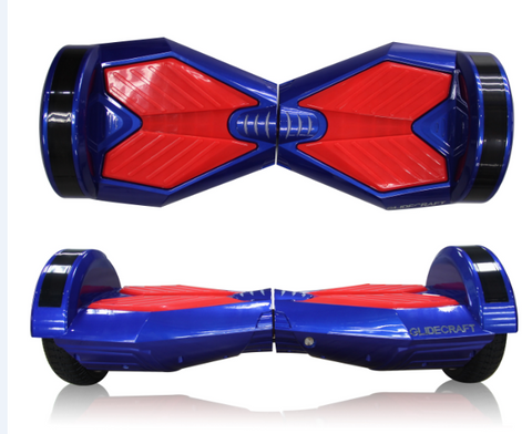 Pro 300 UL2272 Hover board Scooter - Blue/Red  Lambo v5
