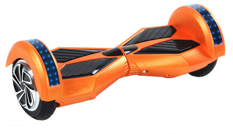 Orange lambo HoverBoard scooter U325 v3
