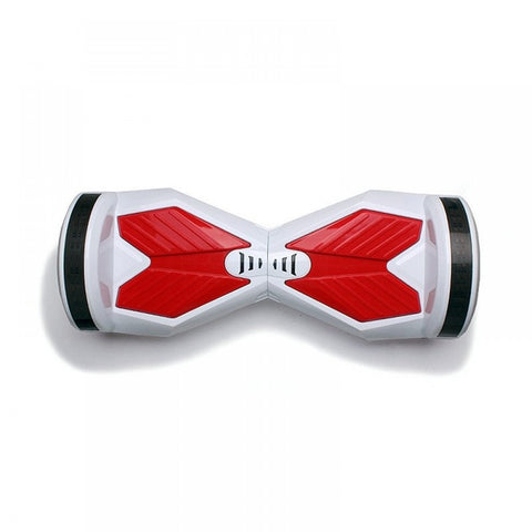 White/Red Lambo HoverBoard scooter U325 v3