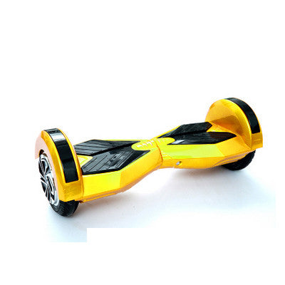 Yellow lambo HoverBoard scooter U325 v3