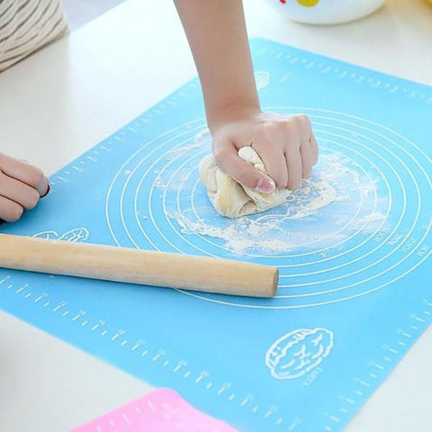 Kitchen Accessories - Silicon Rolling mat