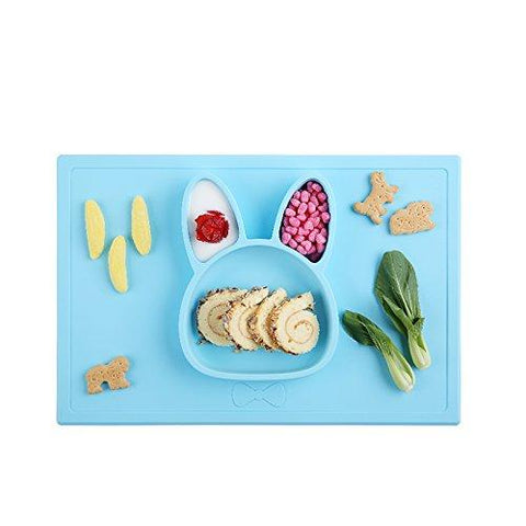 baby products - silicone plate