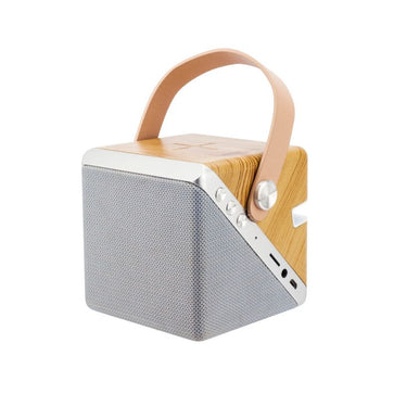 Twist Cube 3 in 1 Bluetooth Speaker