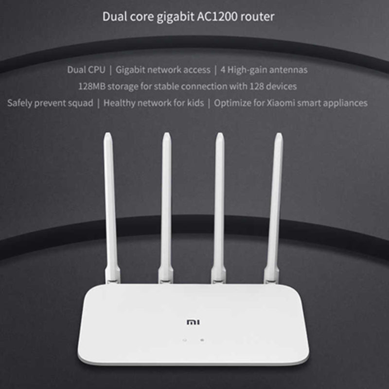 MI Router 4A Giga Version