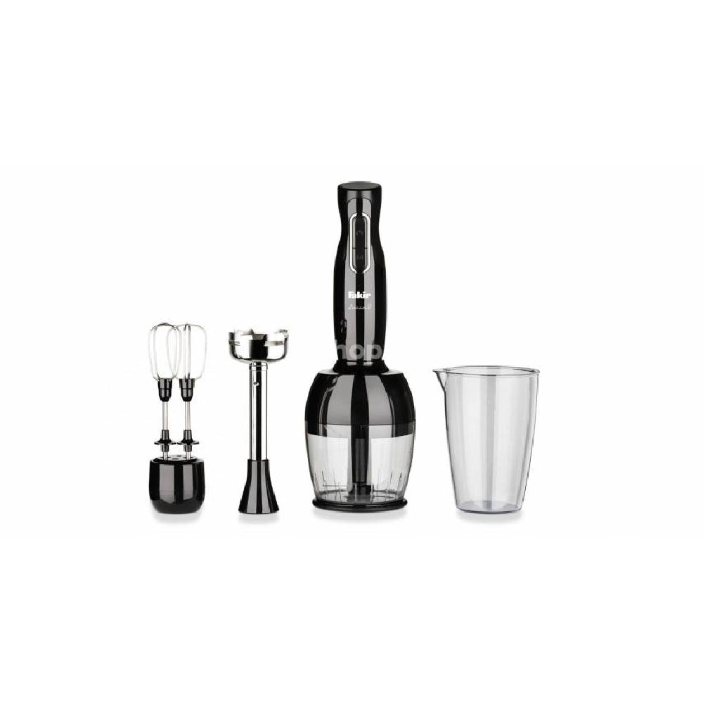 Fakir Lucca Blender Set Black