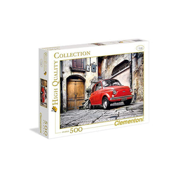 Clementoni Ap the Old Car 500pcs  Puzzle