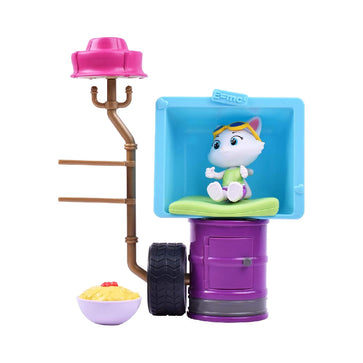 Smoby 44 Cats Milady Playset
