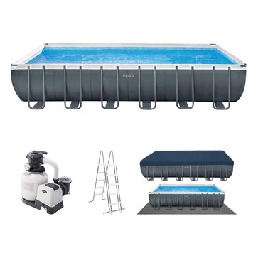 Intex Ultra XTR Frame Pool 7.32m x 3.66m x 1.32m