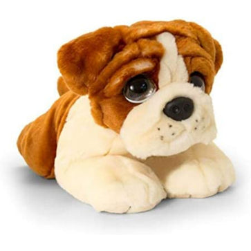 Keel Toys Signature Puppy Bulldog