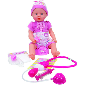 NBB Baby with Doctor Accessories