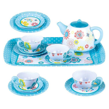 Playgo Tea Party Picnic Case 15 Pcs