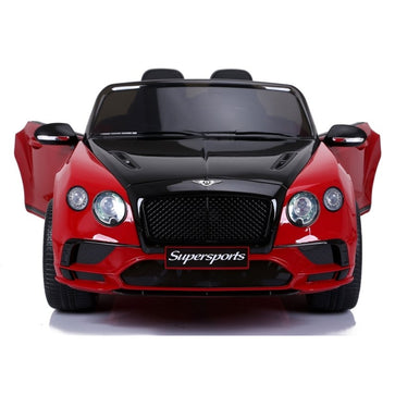 Bentley Continental Super Sport Car