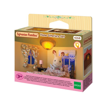 Sylvanian Family Home Interiors Set