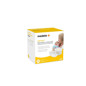 Medela Disposable Nursing Pads (30 Wrapped Pads)
