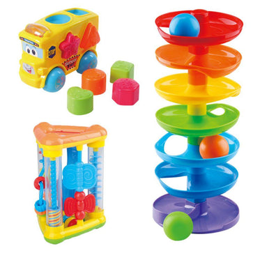 Playgo Baby Physical Challenge 3 In 1