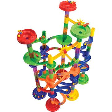 Playgo Marble Race Deluxe 100 Pcs