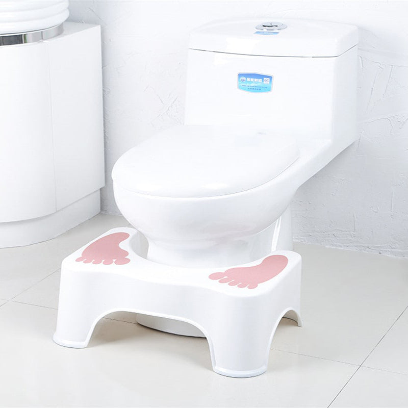 Non-Slip Toilet Foot Stool