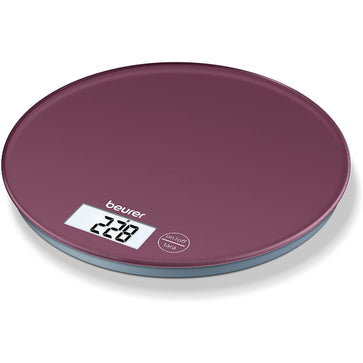 Beurer KS 28 Kitchen Scale Berry